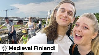Porvoo Finland! - Medieval day trip from Helsinki!
