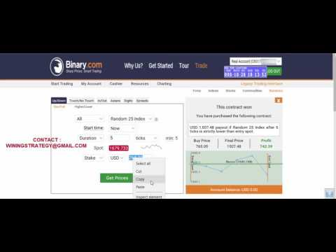 Daily Binary Alerts Binary Options Online Trading Service