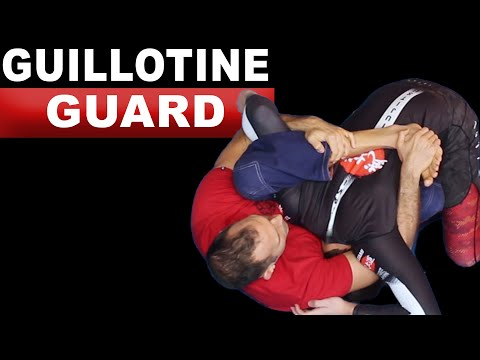 Guillotine Guard by Bjorn Friedrich Double Underhooks Triangle & Arm De La Riva Triange