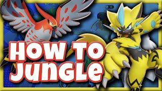 Pokemon Unite Jungling Guide Ft. Pollux