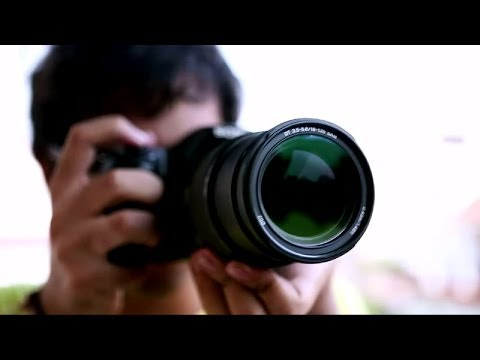 Sony Alpha Stories - There's more to a picture | DSLR Photography