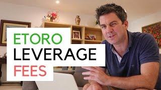 Leverage Trading Fees on Etoro - Beginners
