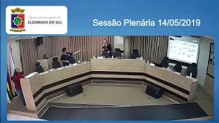Sessão Plenária 14/05/2019