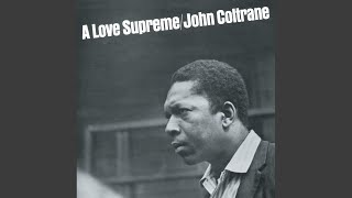 A Love Supreme, Pt. I – Acknowledgement