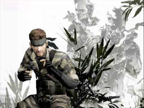 Metal Gear Solid 3 OST - Snake Eater  (Extended)