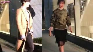 Lee Jong Suk X Han Hyo Joo - JongJoo Couple at Burberry Flagship Event in Seoul