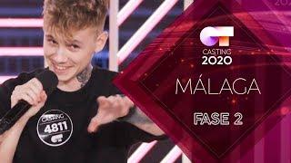 SIGUE EN DIRECTO EL OT CASTING MÁLAGA | FASE 2 | OT 2020