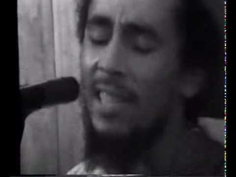 bob marley - bad card (1980) (video)