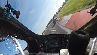 Slovakiaring onboard Niccolò Canepa | Lap time 2.05.5