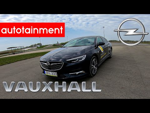 2019 Opel Insignia Grandsport Review by Autotainment