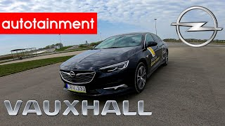 2019 Opel Insignia Grand Sport POV REVIEW +Test Drive by Autotainment
