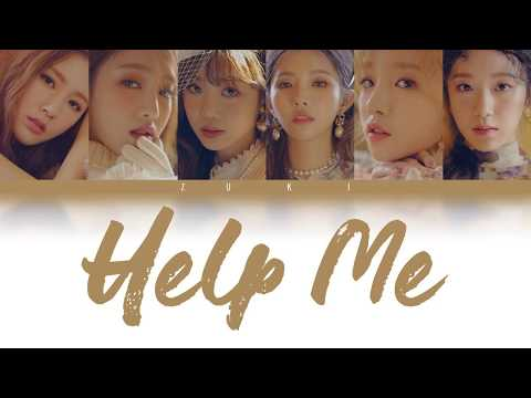 Help Me - (G)-IDLE ((여자)아이들) [HAN/ROM/ENG COLOR CODED LYRICS]