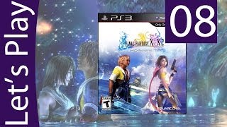Final Fantasy 10 Walkthrough Commentary [Let's Play FF10] HD - SS Liki - Part 8