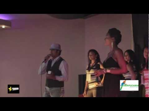 TROPICANA MODEL WALK AND ENTERTAINMENT NITE PART 1