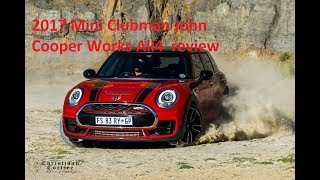 2017 Mini Clubman John Cooper Works All4 review