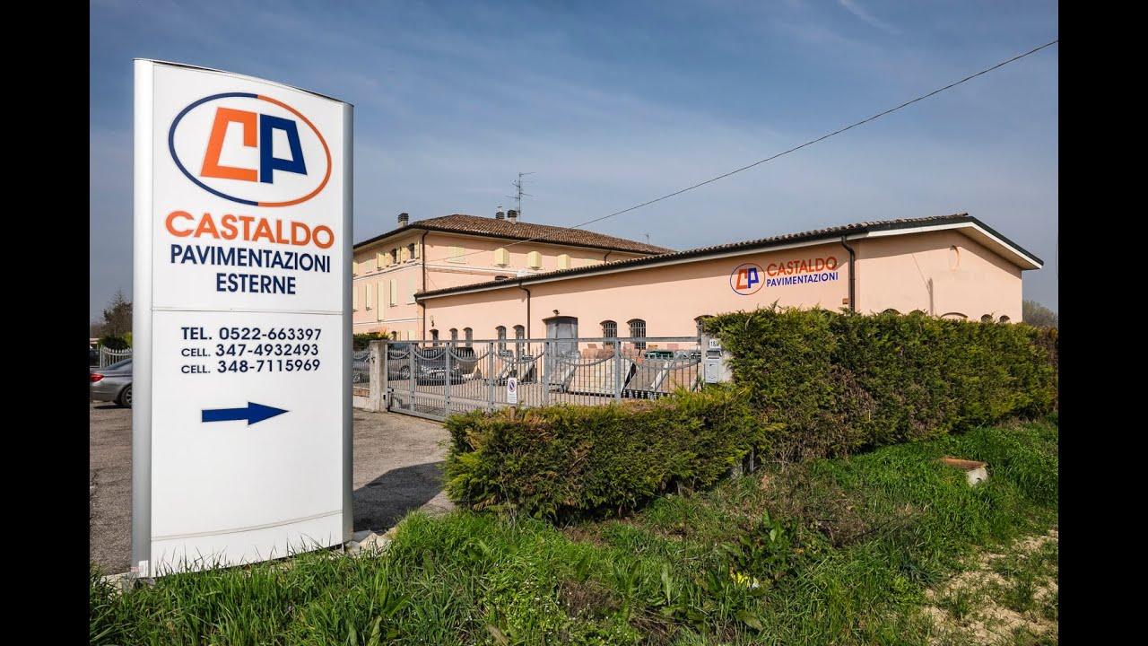 Download Pavimentazioni esterne a Bagnolo (Re) Castaldo Pavimentazioni