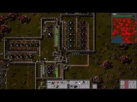 Factorio: Living With Biters Ep#11: Land Dispute