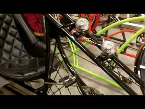 Custom Vampire coffin Trike bicycle from YouTube · Duration:  27 seconds