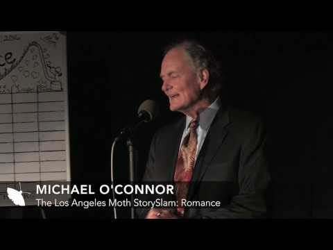Michael O'Connor at the Moth- Romance