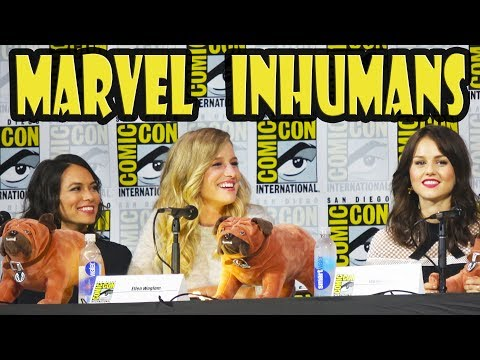Marvel Inhumans Panel at San Diego Comic Con 2017