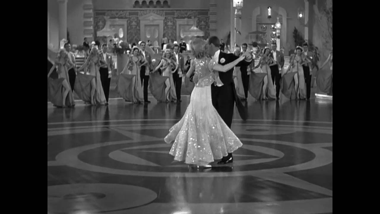 Fred Astaire Ginger Rogers The Piccolino Dance Youtube