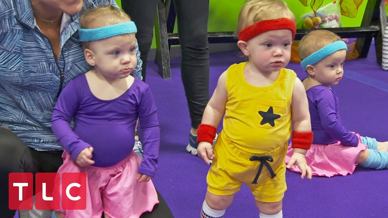 Download Zumbini Class with the Babies | Sweet Home Sextuplets