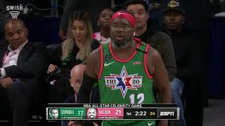 NBA All-Star Celebrity Game 2020 - 1st Half Highlights | February 14, 2019 | NBA 2019-20