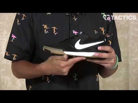 online retailer 0df68 83e8e Nike SB SB Lunar Gato Skate Shoes Review - Tactics.com - YouTube