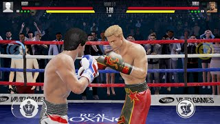 Rocky Balboa vs Ivan Drago Real Boxing 2 2018 New