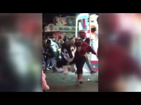 Police Investigate Theft And Vandalism At Oakland Carnival