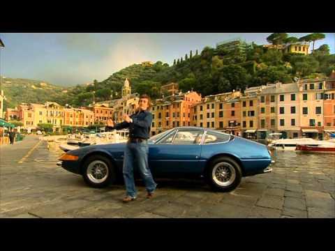 Top Gear - Ferrari Daytona Outtake - YouTube