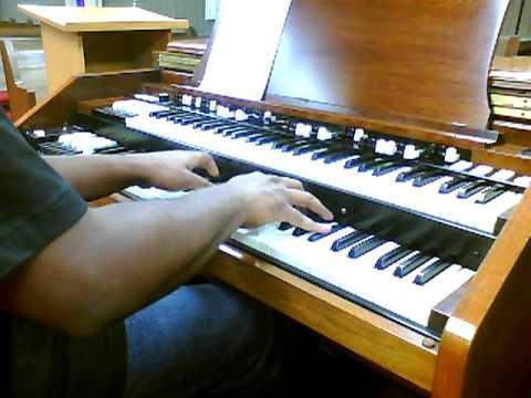 O Holy Night on the Hammond C3 by mahatma171