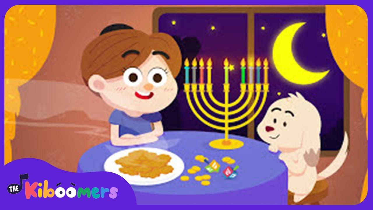 Hanukkah is Here Hanukkah Song for Kids Chanukah Song The