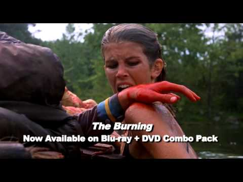 The Burning (1981) Bonus Feature Clip with Leah Ayres