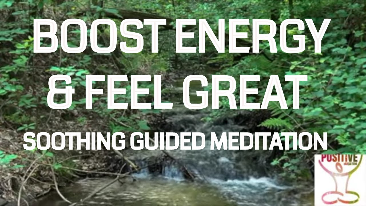 10 Minute Guided Meditation Boost Energy Level & Feel Great l Positive Energy l Hypnosis l Talkd