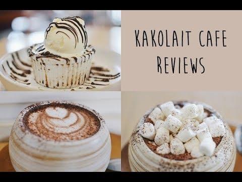 Cafe Hits Tangerang, Kakolait Cafe Reviews    Business School Section