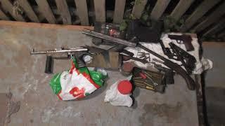 У жителя Христинівки вилучили наркотики та зброю
