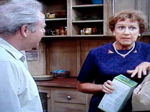 Archie Bunker on Women's Lib