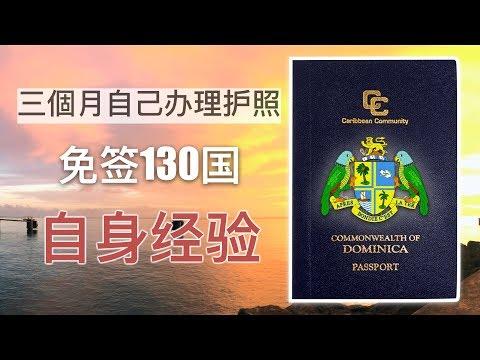 自己海外合法买护照   只要三个月   还便宜一半!#英联邦护照 #多米尼克  #全家移民  #加勒比海国籍护照能用吗?#买护照  #美国签证 (请开字幕)