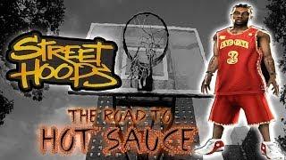 "Street Hoops - (XBOX) - HD Gameplay | Road to Hot Sauce ""Ballin at the Run N"