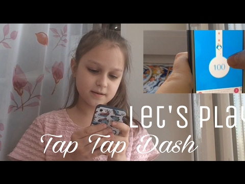 || Let's Play || Tap Tap Dash ||