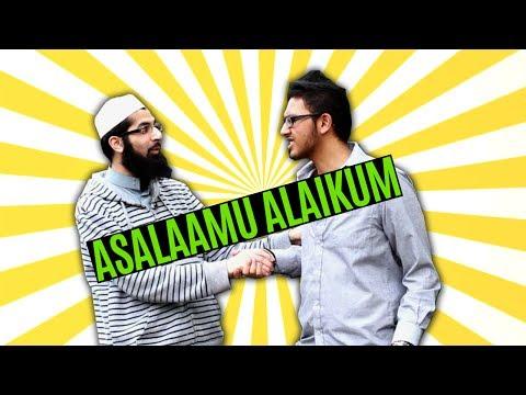 Asalaamu Alaikum- Types of Salaams