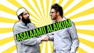 Asalaamu Alaikum- Types of Salaams
