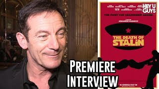The Death of Stalin Premiere | Jason Isaacs | TIFF17