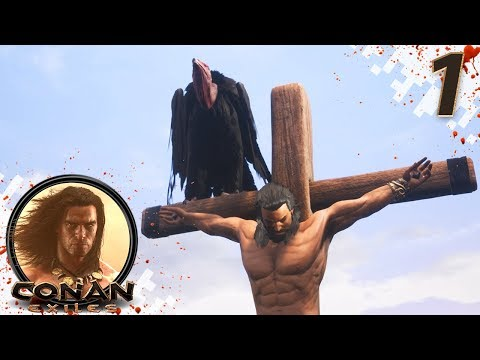 CONAN EXILES (NEW SEASON) - EP01 - Starting Fresh!