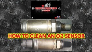 How To Clean Your Oxygen Sensor At Low Cost.