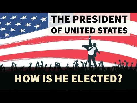 How president of USA is elected? - American Presidential elections