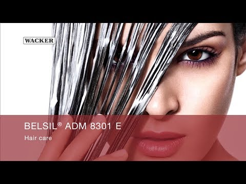 WACKER BELSIL® ADM 8301 - YouTube