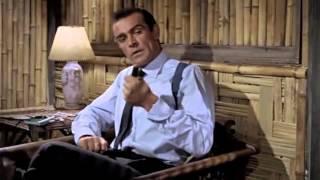 James Bond Sean Connery Tribute