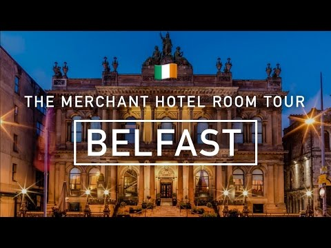 The Merchant Hotel room tour: Belfast, Northern Ireland
